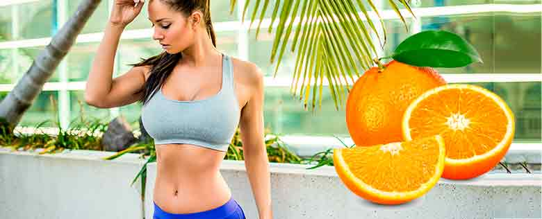 5 bondades de la naranja