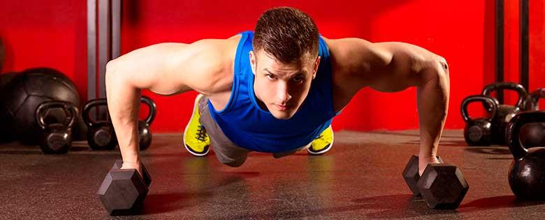 ganar fuerza y masa muscular