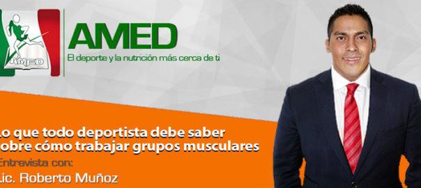 cómo trabajar grupos musculares