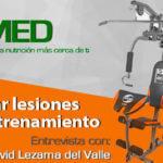 Podcast 15 – Cómo evitar lesiones durante el entrenamiento con el Dr. David Lezama