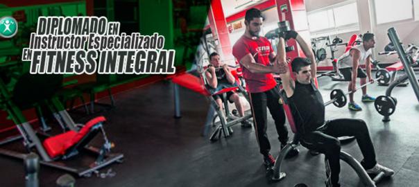 Diplomado en Instructor Especializado en Fitness Integral