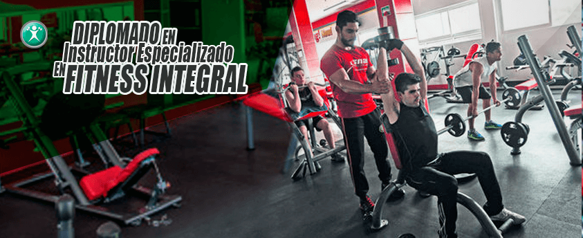Diplomado en Instructor Especializado en Fitness Integral