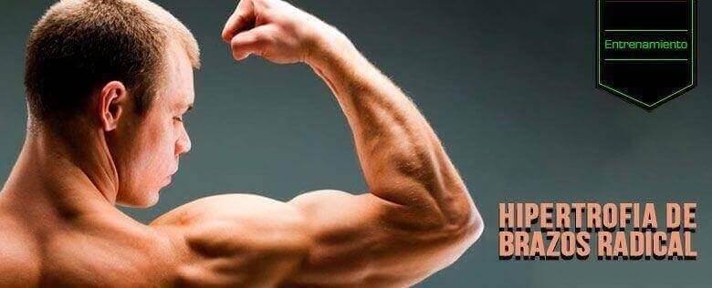 El brazo puedo estirar biceps no