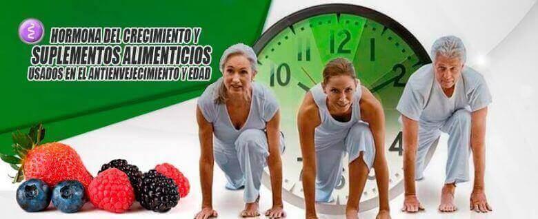 Curso Hormona del Crecimiento y Antienvejecimiento