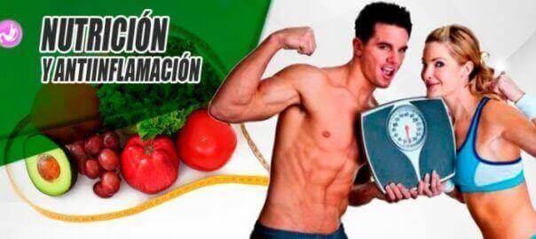Nutrition y antiinflamacion