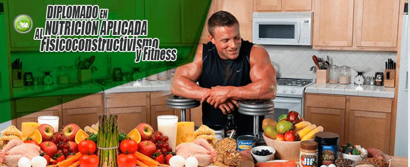 Diplomado en Nutrición Aplicada al Fisicoconstructivismo y Fitness