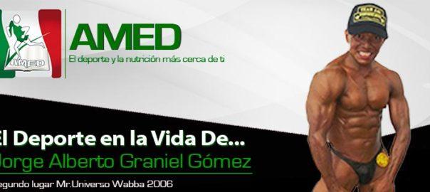 Jorge Alberto Graniel Gómez