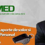 Episodio 025 – Cómo ofrecer un aporte de valor si eres Entrenador Personal con el Ing. Agustín Alarcón