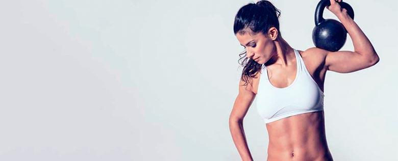 Rutina de pesas para mujeres