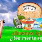 Alimentos light, ¿que tan efectivos son? ¡Descúbrelo aquí!