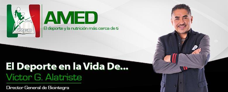 Episodio 036- Entrevista con Víctor G. Alatriste