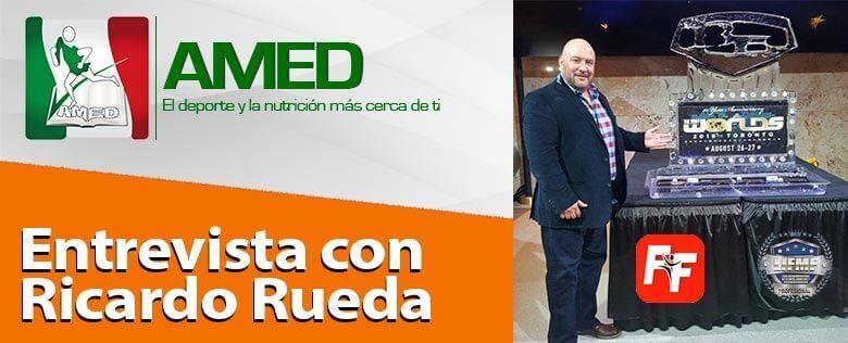 Entrevista con Ricardo Rueda