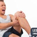 Lesiones de rodilla | Tipos, Causas y Tratamientos