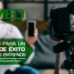 Podcast 191 AMED – 7 Puntos Para Un Video De Éxito Para Tus Entrenos Con El Ing. Agustin Alarcón