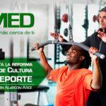 Podcast 088 – Conoce como te afecta la reforma a la Ley General de Cultura Física y Deporte