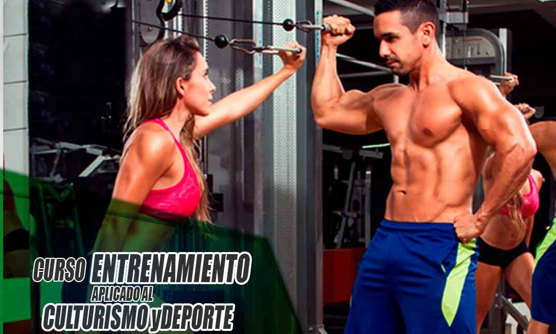 Curso de Entrenamiento en Musculación Especializada