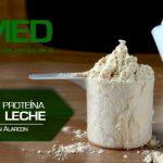 Podcast 102 AMED – Beneficios de la proteina de Suero de leche