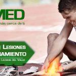 Podcast 115 AMED – Prevención De Lesiones En El Entrenamiento