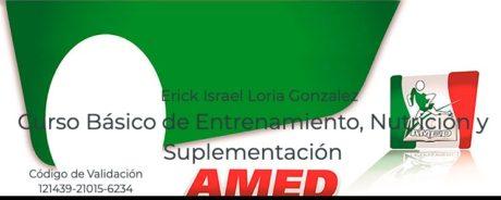 Certificado para usuarios Erick Israel Loria Gonzalez